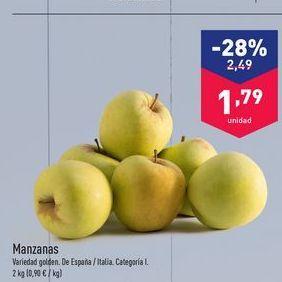Oferta de Manzanas aldi por 2.49€