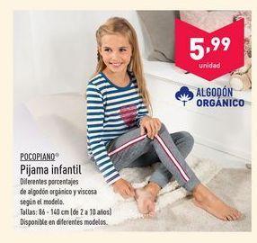 Oferta de Pijama pocopiano por 5.99€