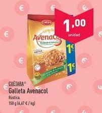 Oferta de Galletas Cuétara por 1€