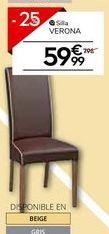 Oferta de Sillas por 59.99€