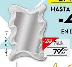 Oferta de Espejo por 79.99€