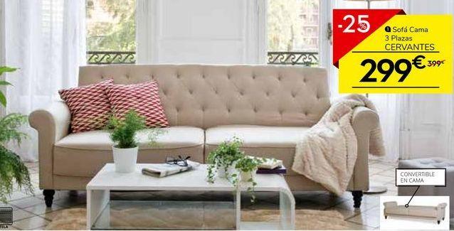 Oferta de Sofá cama por 299€