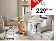 Oferta de Mesa por 229€