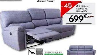 Oferta de Sofá relax por 699€