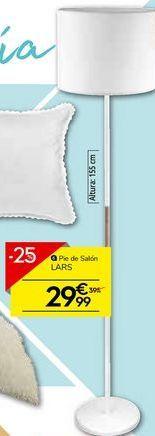 Oferta de Pie de salón por 29.99€