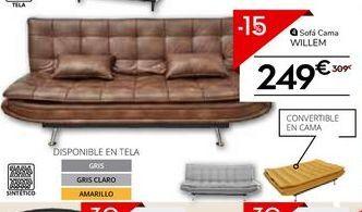 Oferta de Sofá cama por 249€