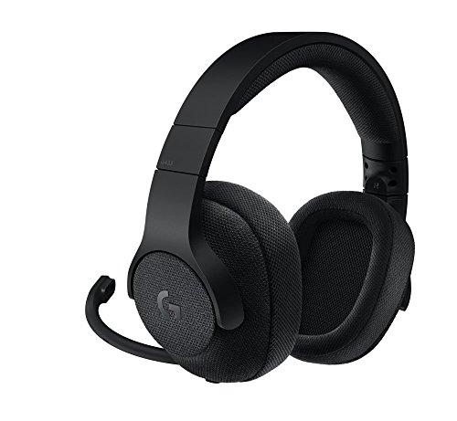 Oferta de Logitech G433 - Auriculares con micrófono y Cable para Gaming (Sonido Envolvente, PC, Xbox One, PS4, Switch) Negro por 75.68€