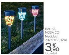Oferta de Baliza mosaico por 3.9€