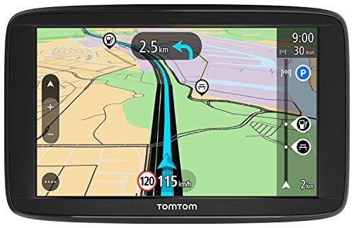 Oferta de TomTom Start 62 - Navegador para coche, 6 pulgadas, mapas de la UE para toda la vida y pantalla resistiva por 119.95鈧�