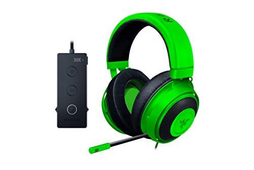 Oferta de Razer Kraken Tournament Edition - Auriculares para juegos, con cable para deportes, con control total de audio y THX Spatial Sound por 59.99€