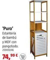 Oferta de Estanterías por 74.99€