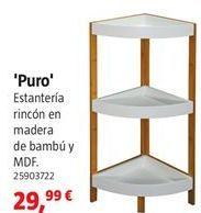 Oferta de Estanterías por 29.99€