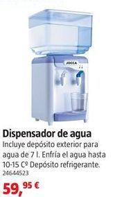 Oferta de Dispensador de agua por 59.95€