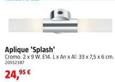 Oferta de Apliques por 24.95€