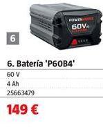 Oferta de Cargador de batería por 149€