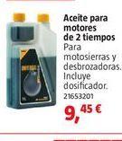 Oferta de Aceite para motor por 9,45€