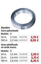 Oferta de Alambre por 2,75€