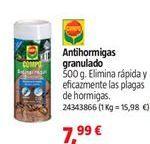 Oferta de Antihormigas por 7.99€