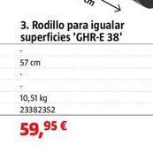 Oferta de Rodillo por 59.95€