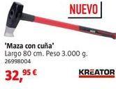 Oferta de Maza por 32,95€