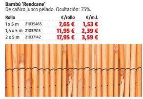Oferta de Bambú por 7,65€
