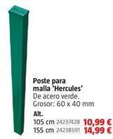 Oferta de Postes por 10,99€
