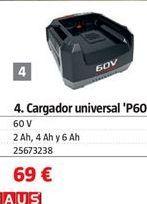 Oferta de Cargador de batería por 69€