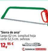 Oferta de Sierra por 12,95€