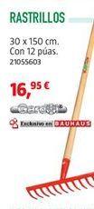 Oferta de Rastrillo por 16.95€