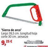 Oferta de Sierra por 9,25€