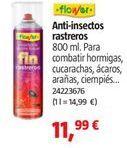 Oferta de Insecticida por 11,99€