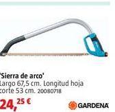 Oferta de Sierra por 24,25€