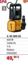 Oferta de Hidrolimpiadora por 49,95€