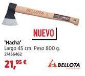 Oferta de Hacha por 21,95€