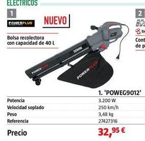 Oferta de Soplador por 32.95€