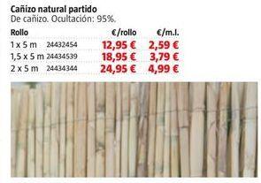 Oferta de Cañizo por 12,95€