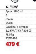 Oferta de Motoazada por 479€