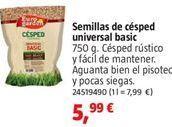 Oferta de Semillas por 5,99€