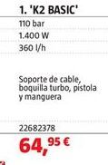 Oferta de Hidrolimpiadora por 64,95€