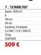Oferta de Motoazada por 509€