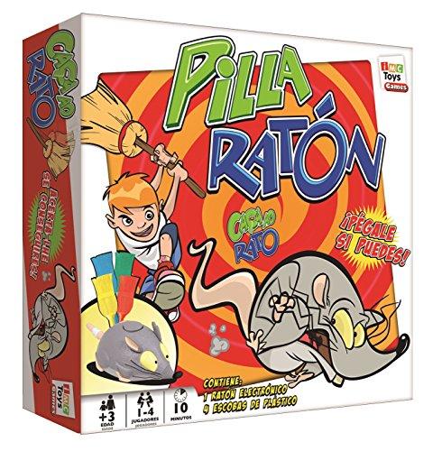 Oferta de IMC Toys - Pilla Ratón (43-7413) por 19.4€