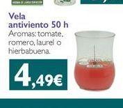 Oferta de Velas por 4.49€