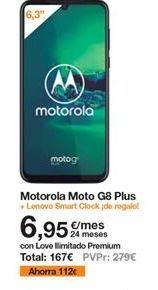 Oferta de Smartphones Motorola por