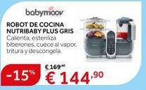 Oferta de Robot de cocina Babymoov por 144.9€
