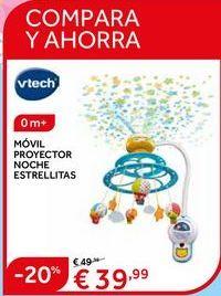 Oferta de Móvil bebé Vtech por 39.99€