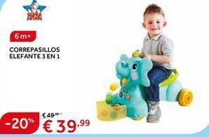 Oferta de Correpasillos por 39.99€