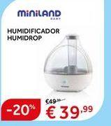 Oferta de Humidificador Miniland por 39.99€