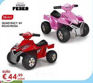 Oferta de Quad de juguete Feber por 44.99€
