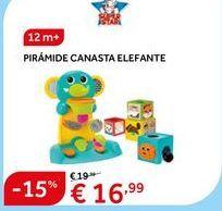 Oferta de Pirámide de anillos por 16.99€