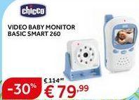 Oferta de Videovigilancia Chicco por 79.99€